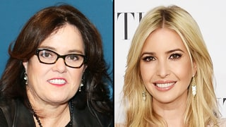Rosie O'Donnell Wrote a Poem About Meeting Ivanka Trump: 'I Was Captivated by Her Beauty'