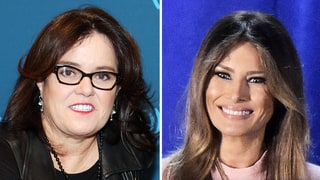 Rosie O'Donnell Apologizes to Melania Trump for Barron Autism Tweet: 'I Am Truly Sorry'