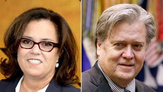 Rosie O'Donnell Wants to Play Steve Bannon on 'Saturday Night Live'