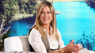 Jennifer Aniston Reveals She's a Member of the Mile High Club, Jokes About Having Sex in the Cockpit