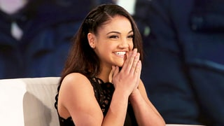 Laurie Hernandez Has Never Been on a Date: 'I Think I Have to Talk to My Mom First'