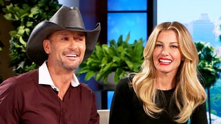 Tim McGraw, Faith Hill Can't Deal With Their Daughters Dating