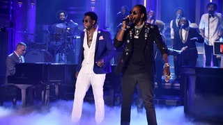Watch 2 Chainz, Gucci Mane Perform Triumphant 'Good Drank' on 'Fallon'