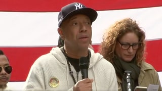 Russell Simmons Leads 'I Am a Muslim Too' Rally in New York