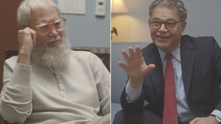 Watch Al Franken, David Letterman Talk Climate Change in New 'Boiling the Frog' Series