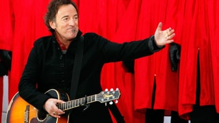 Flashback: Bruce Springsteen Plays 'The Rising' at Obama Inaugural Event