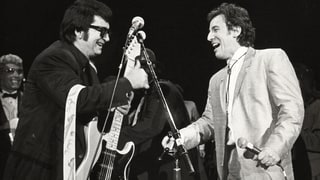 Watch Bruce Springsteen, Tom Waits, Elvis Costello Praise Roy Orbison