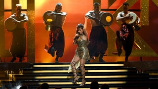 See Camila Cabello's Triumphant BBMA Performance After Fifth Harmony Split