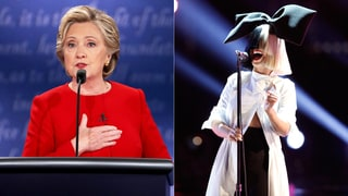 Sia Hypes Hillary Clinton's 'Stamina' With 'Greatest' Video
