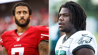 Philadelphia Eagles Rookie Joins Colin Kaepernick in National Anthem Protest