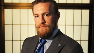Conor McGregor Takes Suits as Serious as His Fights