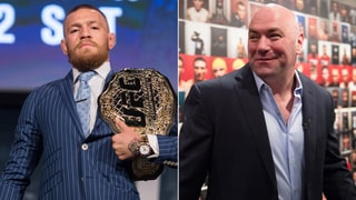 Conor McGregor Can't Hold Multiple UFC Titles, Says Dana White