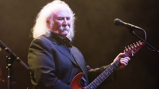 David Crosby Plots Fall Tour Behind 'Lighthouse' LP