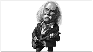 The Last Word: David Crosby Talks Trump, Kanye, What Prison Taught Him
