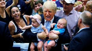 Donald Trump Hates Babies: Why Bad Parents Make Bad Presidents