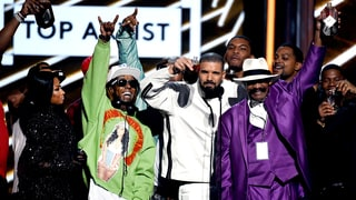 Billboard Music Awards 2017: Complete Winners List