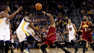 How One Play Ignited Rivalry Between Cleveland Cavaliers, Golden State Warriors