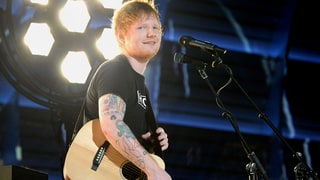 Watch Ed Sheeran's Rousing 'Castle on the Hill' at BBMAs
