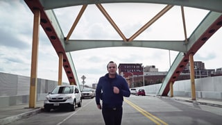 Watch Future Islands' Panoramic New Video for 'Ran'