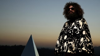 Hear the Gaslamp Killer's Hypnotic New Song 'Warm Wind (Frimpong)'