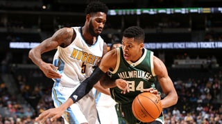 Milwaukee Bucks Find NBA Relevancy With Giannis 'Greek Freak' Antetokounmpo