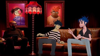 Watch Gorillaz's Murdoc, 2D Give First On-Camera Interview