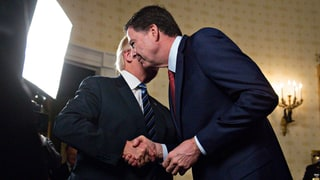 The Totally Deserved But Deeply Troubling Firing of James Comey