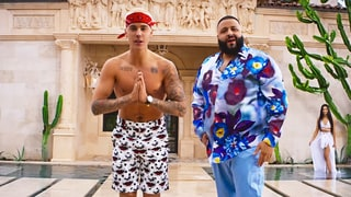 DJ Khaled Enlists Justin Bieber, Lil Wayne for Jubilant 'I'm the One' Video