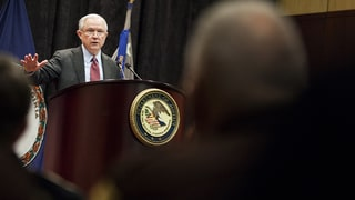 Jeff Sessions Goes Full 'Reefer Madness' on Pot