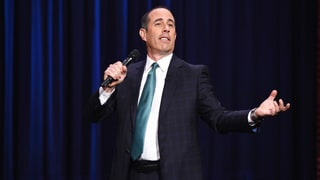 Jerry Seinfeld: 'Show About Nothing' Tag Is 'Nonsense'
