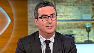 Watch John Oliver Talk 'Awful' Election, Humanizing Edward Snowden