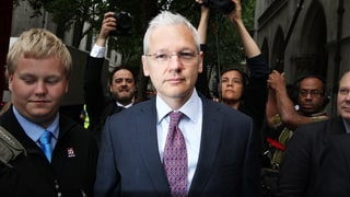 Sweden Drops Rape Investigation into Julian Assange