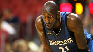 Kevin Garnett: Basketball's Last Superstar Trash-Talker