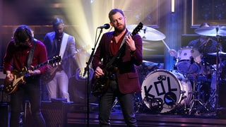 Watch Kings of Leon Invoke Epic 'Reverend' on 'Fallon'