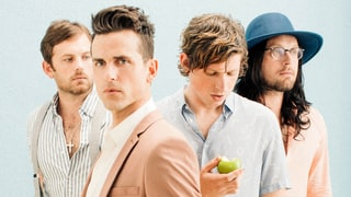 Kings of Leon on Making New Number One LP: 'We Were Scared S--tless'