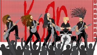 See Korn Guitarist Recall Reunion With Band in Animated Video