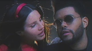 Watch Lana Del Rey, the Weeknd Dance on 'Hollywood' Sign in 'Lust for Life' Video