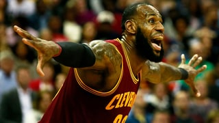 LeBron James Isn't Holding Anything Back – and That's Good for Basketball