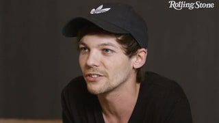 Watch One Direction's Louis Tomlinson Ponder Group's Future
