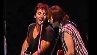 Flashback: Bruce Springsteen and CSNY Sing 'Hungry Heart'