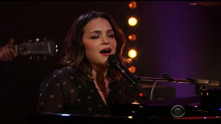 Watch Norah Jones Deliver Aching Neil Young Cover on 'Corden'