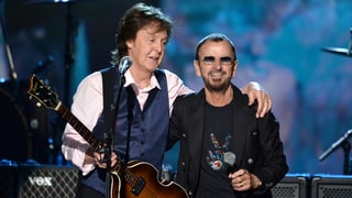 Paul McCartney, Ringo Starr Set for David Lynch Charity Concert DVD