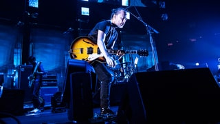 Radiohead Bring the Fear in Triumphant U.S. Return
