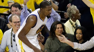 Rihanna Heckles Kevin Durant During NBA Finals Game: Cue Memes, Reactions