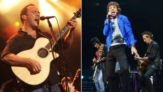Flashback: Watch Rolling Stones, Dave Matthews Play 'Memory Motel'