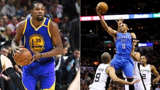 Kevin Durant: Feud With Russell Westbrook is Made Up