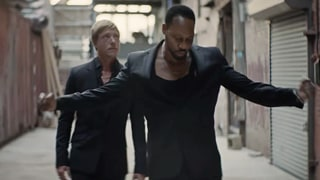 Watch RZA, Interpol's Paul Banks in Energetic 'Giant' Video