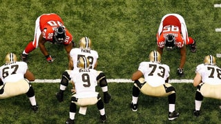 Flashback: New Orleans Saints Return Home After Hurricane Katrina