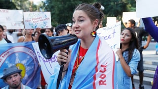 Watch Shailene Woodley's Standing Rock Plea to President Obama