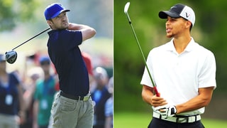 Stephen Curry, Justin Timberlake Are Best Golf Buddies Ever